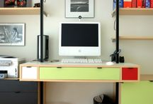 Office Wear / Modern, Space Saving, Green solutions for home office or traditional office