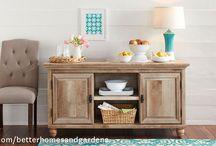 On The Move: New Space Inspiration / Moving to a new home? Decorating a new space in your empty nest? Sending a grad off to college? Better Homes and Gardens is here to get you inspired.  / by BHG Live Better
