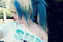 My Style: Hair / by ᙢᗝᒪᒪᎩ ᏂᎯᖇᖇᎲᎦ
