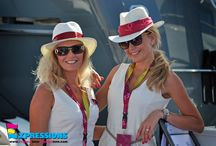 E X P R E S S I O N S / Visual communication and promotional solutions for the yachting industry.