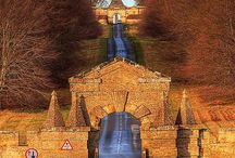 UK Castles, Stately Homes & Abbey's