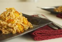 Yum! Make delicious sides / Side dishes for every meal, rice, potatoes, veggie casseroles, quinoa, grains, sauces