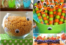 Monster themed party