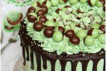 Big cakes...