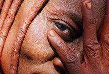 peuple himba / by sous mon érable