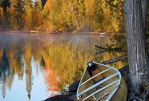 Canoeing / by Scott RR Haskell