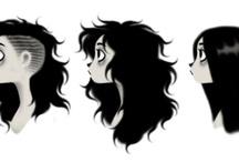 Hair style / by Carolina S. Goldschmidt Kiminami