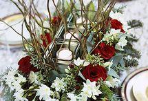 Christmas Wedding Ideas / by Cassandra Turner