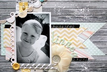 ScRaP It / scrapbooking ideas, page layouts, and inspiration / by Dimitra Becker