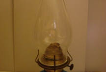 Oil Lamps! Love them / by Stacy Cashio