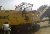 Bomag Cold Milling Machine
