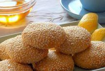 κουλουράκια-μπισκότα