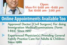 services offered by health clinics
