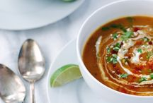 Food: Soup for The Soul / by Elena Wellard