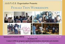Empowering the Youth / We need to raise at least $2500-$3500 to begin with so we can begin registration by the end of September or beginning of October and the latest November. If you would like to help us raise enough funds to start up our program ASAP, you can submit your financial contributions to Goddaughters following this link at the bottom of the web page. Thank you very much! https://sites.google.com/site/goddwksp/testimonials-1/thankyoupersonsname/director-s-bio/help-us-open