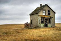 дом одинокий