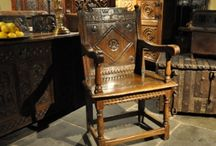 My Tudor Home / These are the furnishings I would love to have had if I had lived in 16th century England.