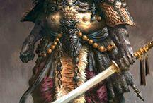 ONI Asian Demons / Asian demons