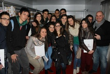 """Open day 25mar2013 / Spinelli accoglie gli studenti in visita per il """"progetto azienda aperta"""""""