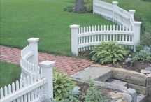 Helvetia boundary fence ideas / Project