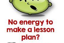 Emergency Lesson Ideas