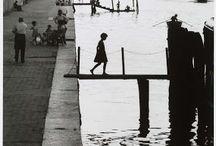 Venise par Willy Ronis / Variation autour de cette vue de Venise