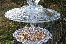 Bird feeders - kŕmitko