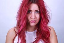 vlAsy účesy Farby vlasy