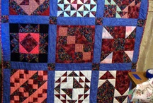 Healing Hugs Quilt Project / This is a charity group that makes quilts for cancer patients in Covington, GA.
