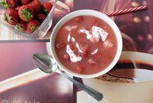 Zupy na słodko