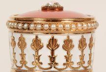 Faberge en Parfuumbottels