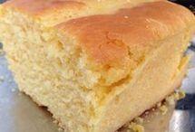 Pão e bolo