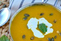 Soups, Vegan