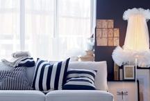 Ikea... my kinda style / by Johanna Roach