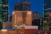 "Crowne Plaza Hotel Dallas - Downtown  / Ideally situated in the heart of downtown, the Crowne Plaza Hotel Dallas - Downtown is convenient to local restaurants, bars, sight seeing and shops. With distinctive style and tradition, warm attentive service and exceptional meeting and guest room features this is the place to be. Over 30,000 sq. ft. of meeting space, and perks such as a Crowne Meetings Director, a two-hour RFP response and a Daily Meeting Debrief, our facility is certainly ""The Place to Meet"" among hotels in downtown Dallas. / by Sarina Doll"