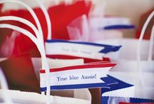 CELEBRATE ... Australia Day / let us have a party true blue style