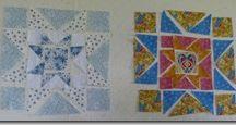 2013 beaquilter sampler quilt along