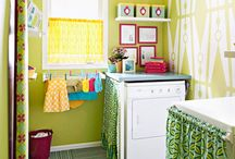 Fabulous Laundry Rooms / Who says your laundry room can't be useful and pretty? / by Mr. Appliance Corp.