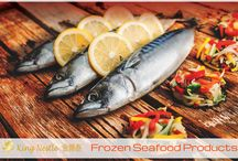 The illustrious frozen seafood company supplying finest seafood products