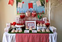 Teddy Bears Picnic Party