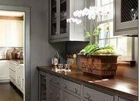 Kitchen redo / by Katy Witt