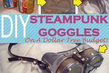 Steampunk Accessory Ideas