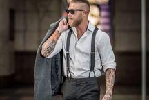 Suspenders Fashion