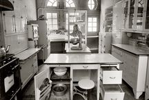 Kitchens of the Past