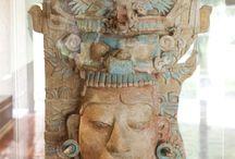 Pre-Columbian era (Aztec, Olmec, Maya, Inca)