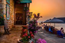 Ελλάδα Λιμενι Μανη