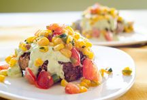 Food / Meatless Recipes / by Sherry Bradley