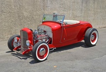 Highboy Roadsters / by Derek Fraser