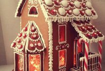 Piparkakkutaloja / Gingerbread House