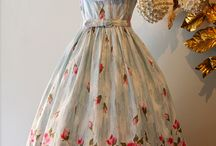 Vintage and lovely CLOTHING